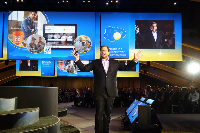 Marc Benioff's Opening Keynote at Dreamforce 2014