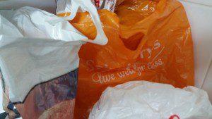 5p plastic bags