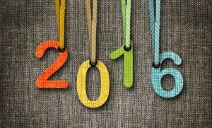 2016 for social media