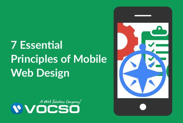 7 Essential Principles of Mobile Web Design