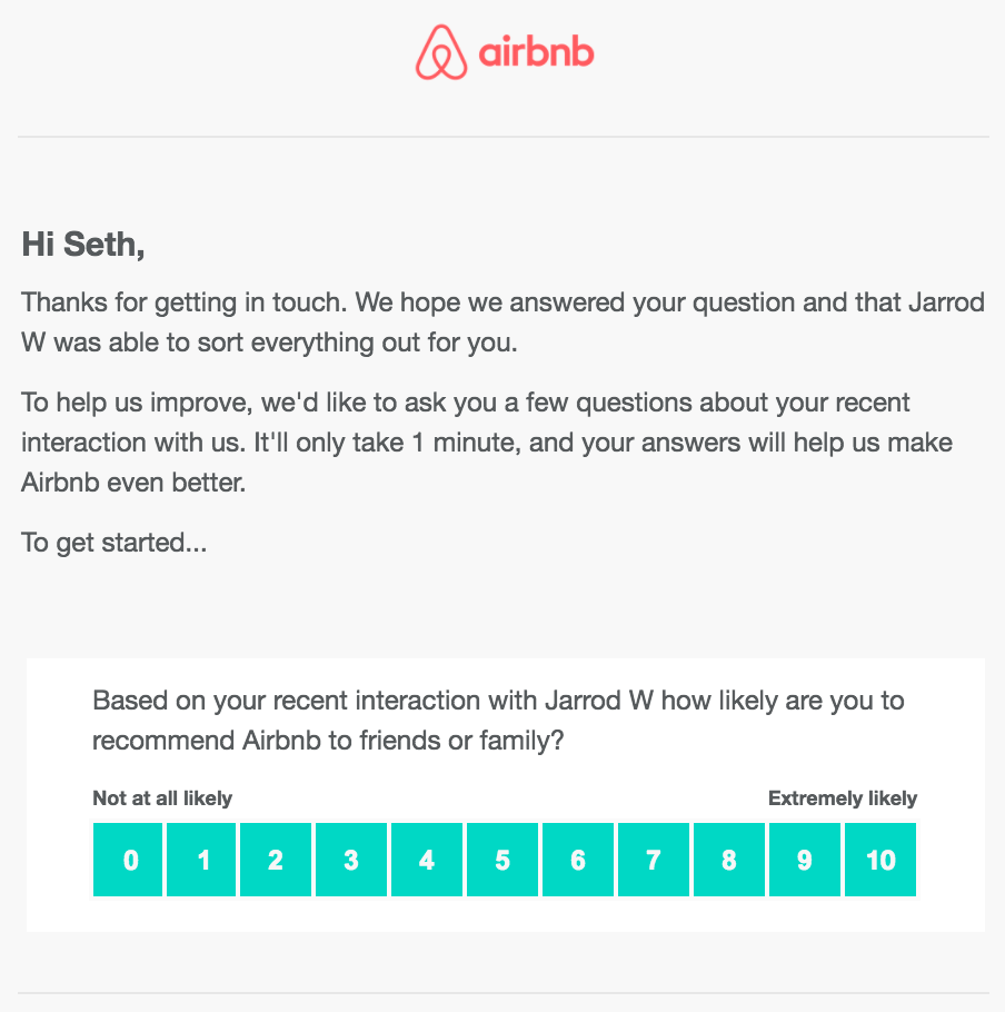 Airbnb-NPS