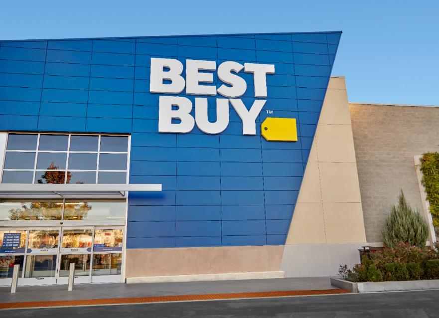 Best Buy store exterior