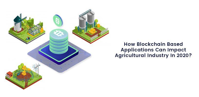 Blockchain Based Applications