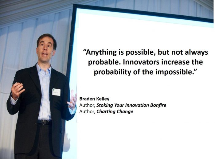 Innovation Evangelist Braden Kelley