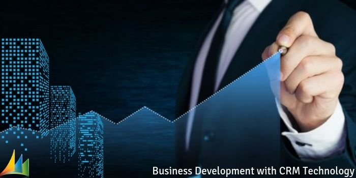 Business Development with CRM Technology