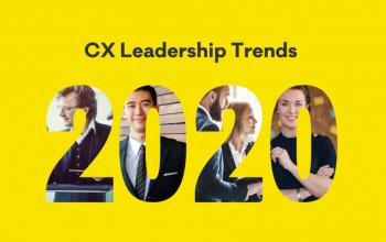 CX Laedership Trends 2020