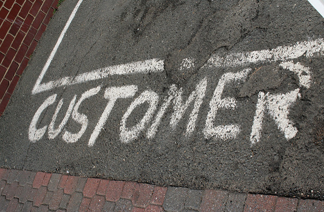 Customer Reviews - Image by Flickr