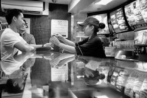 Customer Service photo by Konrad Lembcke on flickr