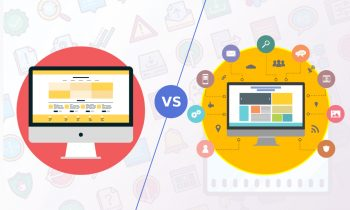 Difference between Website and Web portals