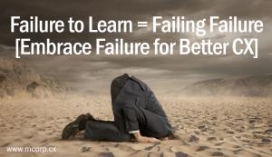 Failure to Learn-Failing Failure Graphic