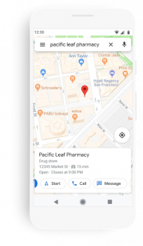 Google Business Messages allows brands to capture customers at the earliest point of their buyer journey