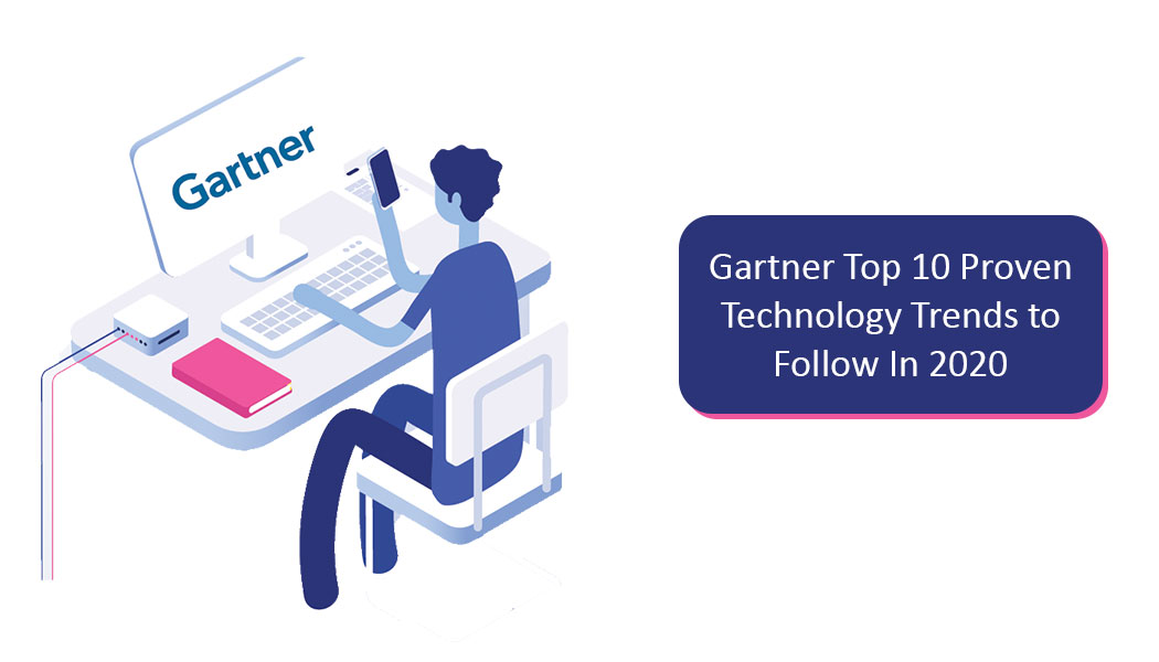 It Trends 2020.Gartner Top 10 Proven Technology Trends To Follow In 2020