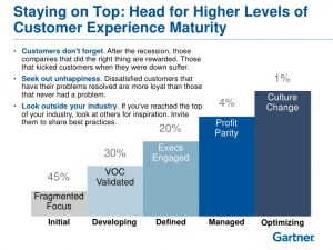 GartnerCXMaturity