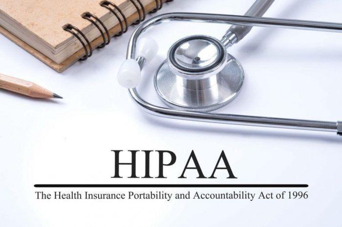 HIPPA requirements