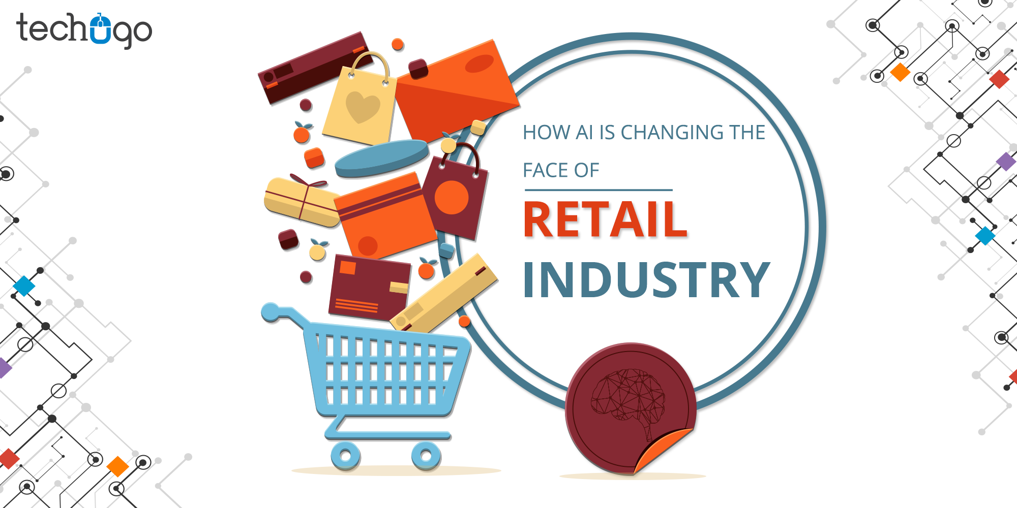 HOW AI IS CHANGING THE FACE OF RETAIL INDUSTRY