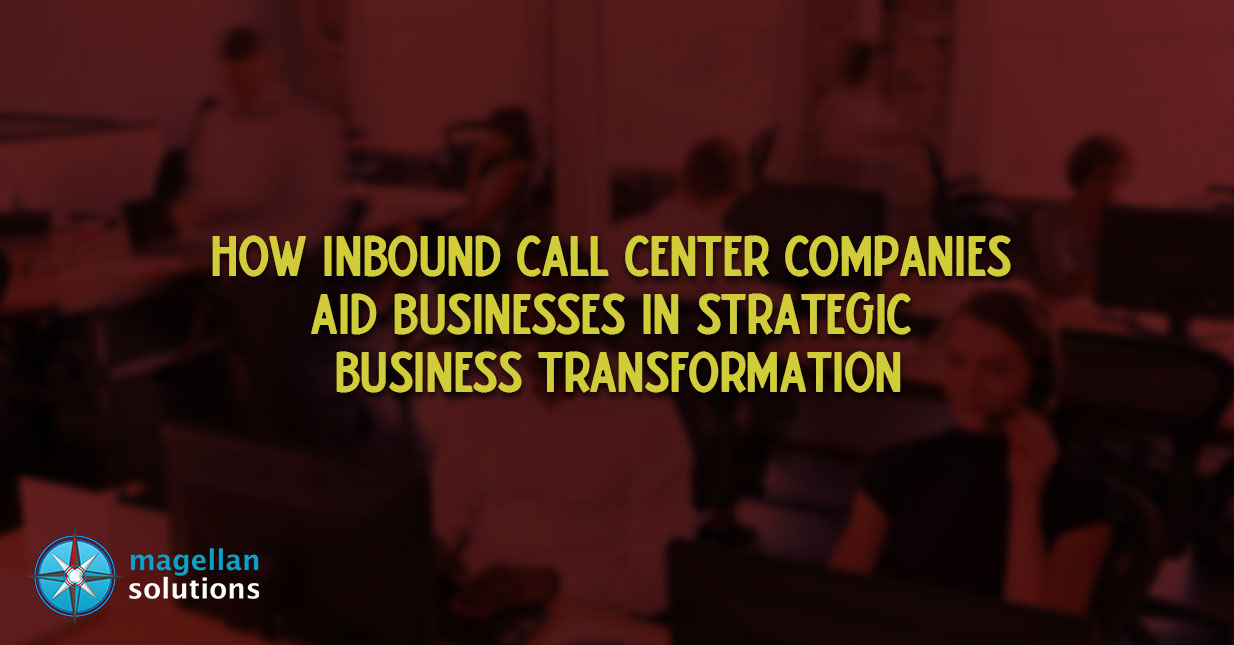 inbound call center companies