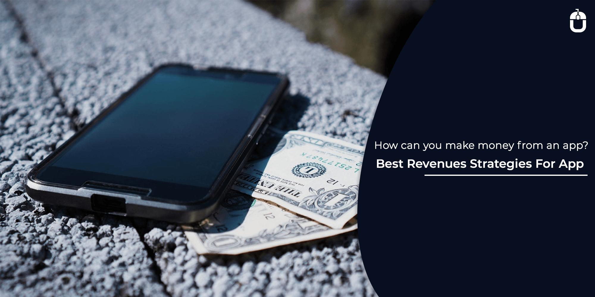 make money from an app