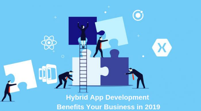 Hybrid App Development- Benefits that Make Hybrid Apps Preferred Choice in 2019