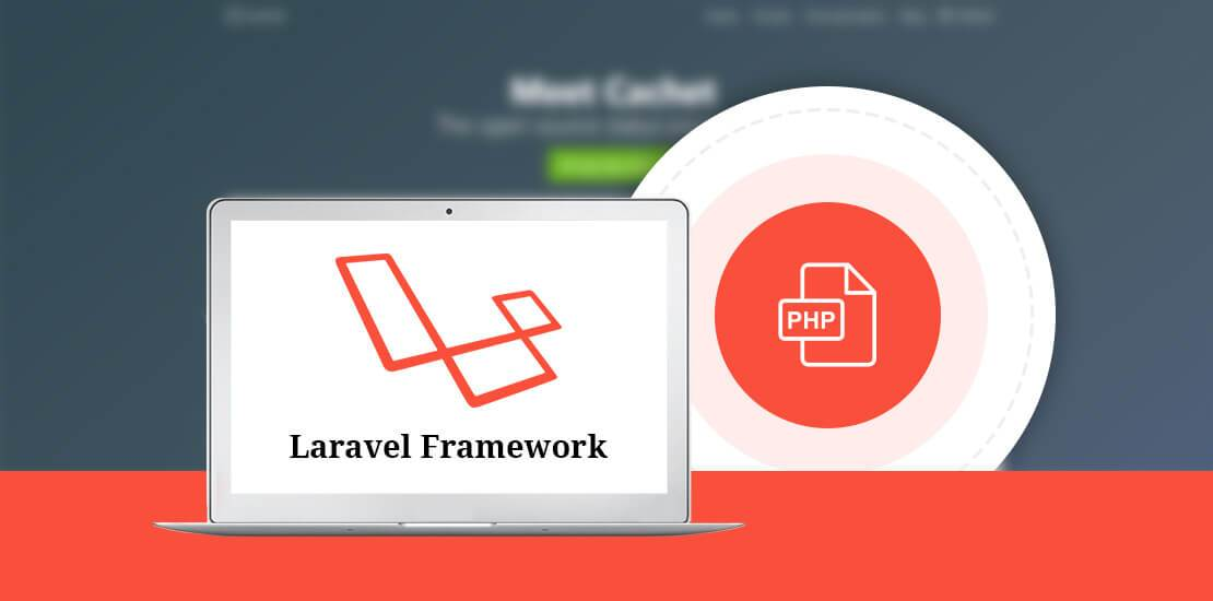 Laravel PHP Framework Enterprise Website
