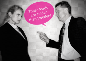 Leads Colder Than Sweden Image