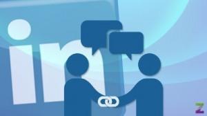 LinekdIn Handshake Image
