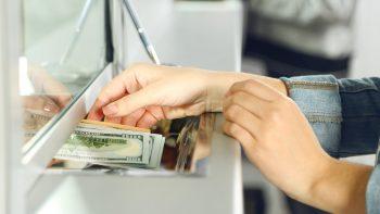 cash customer