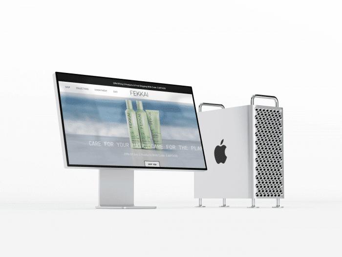 Magento eCommerce Design - Fekkai.com