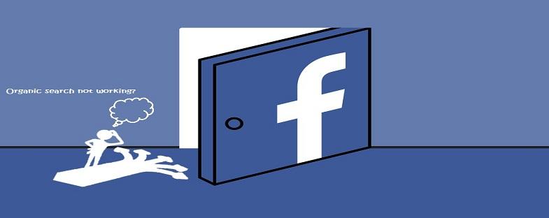 Organic facebook expire