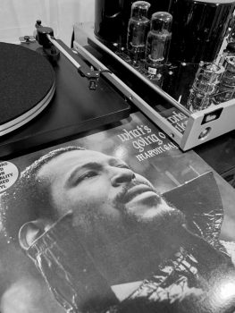 Marvin Gaye, What's Going On, vinyl album