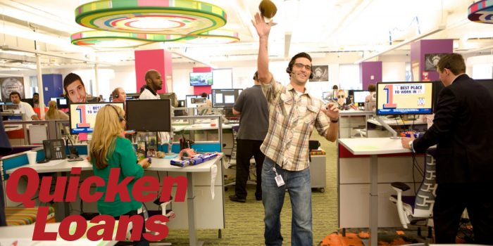 Quicken loans employee culture (1)