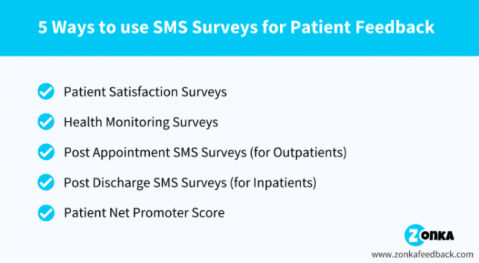 SMS Survey Tool