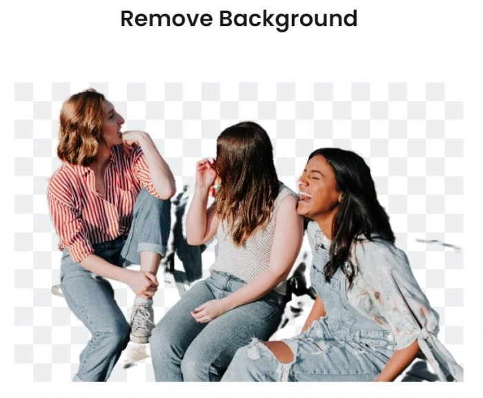 These 5 Tools Use Ai To Remove The Image Background Customerthink