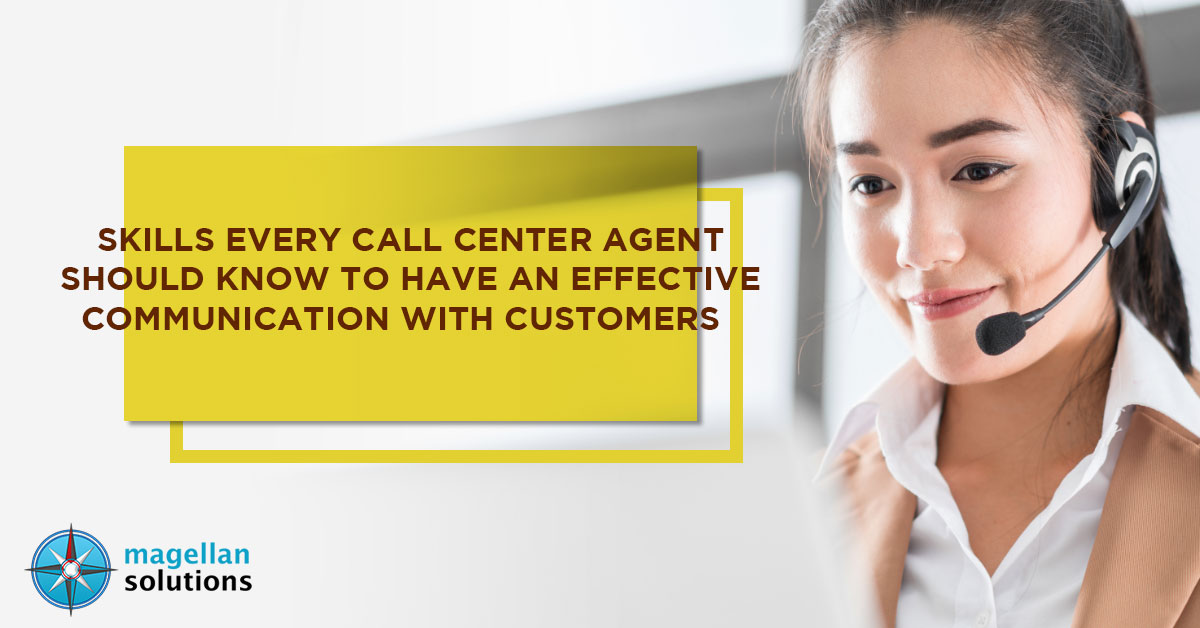 effective communication with customers