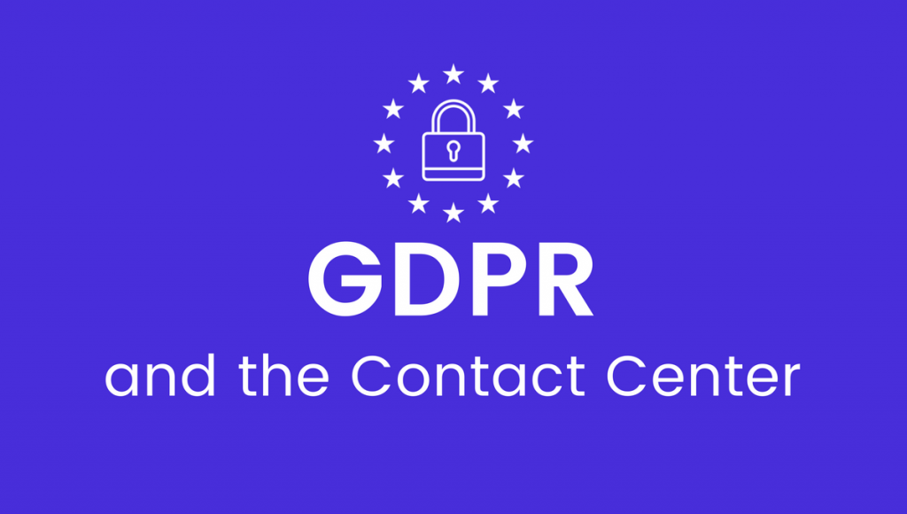 Sparkcentral GDPR Contact Center