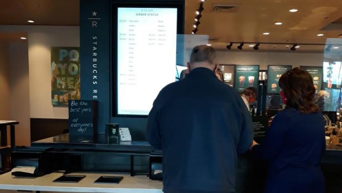 Starbucks Order Board Cropped