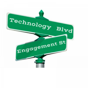 Where technology and engagement meet