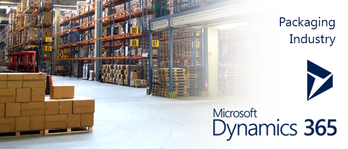 Dynamics 365 for packing industries