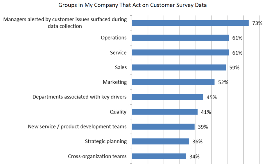 voice of the customer action