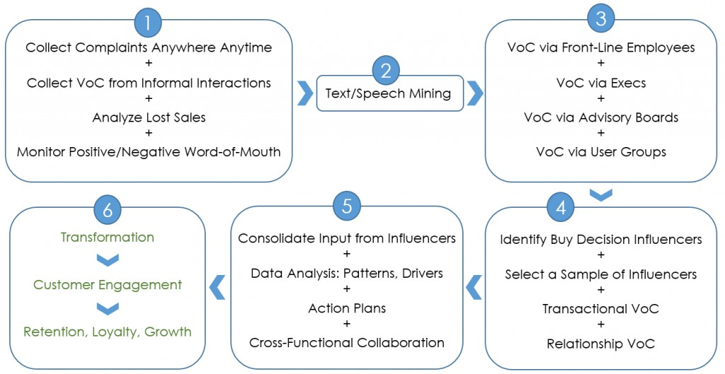 B2B Voice of Customer Maturity