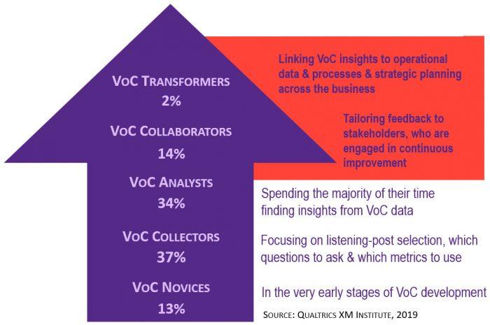 Voice of Customer Maturity