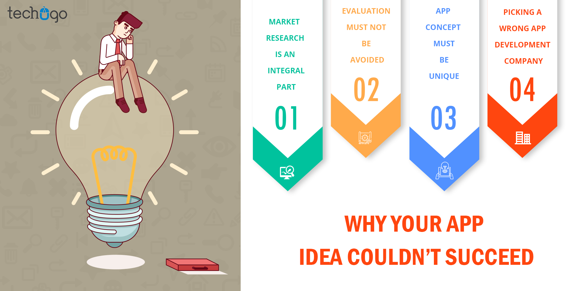 WHY YOUR APP IDEA COULDN'T SUCCEED