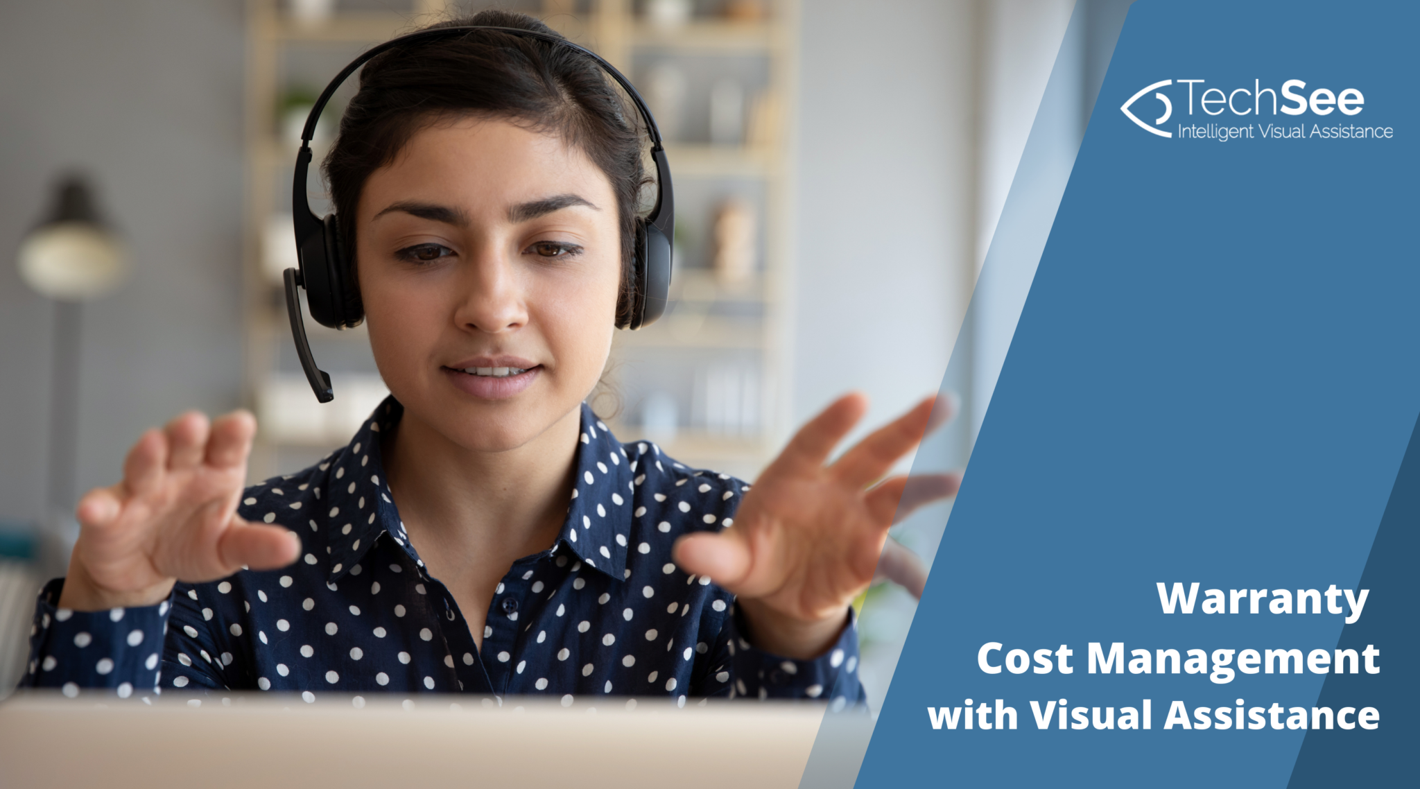 How to improve warranty management with visual assistance