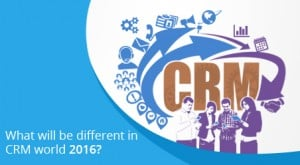 What will be different in CRM world 2016