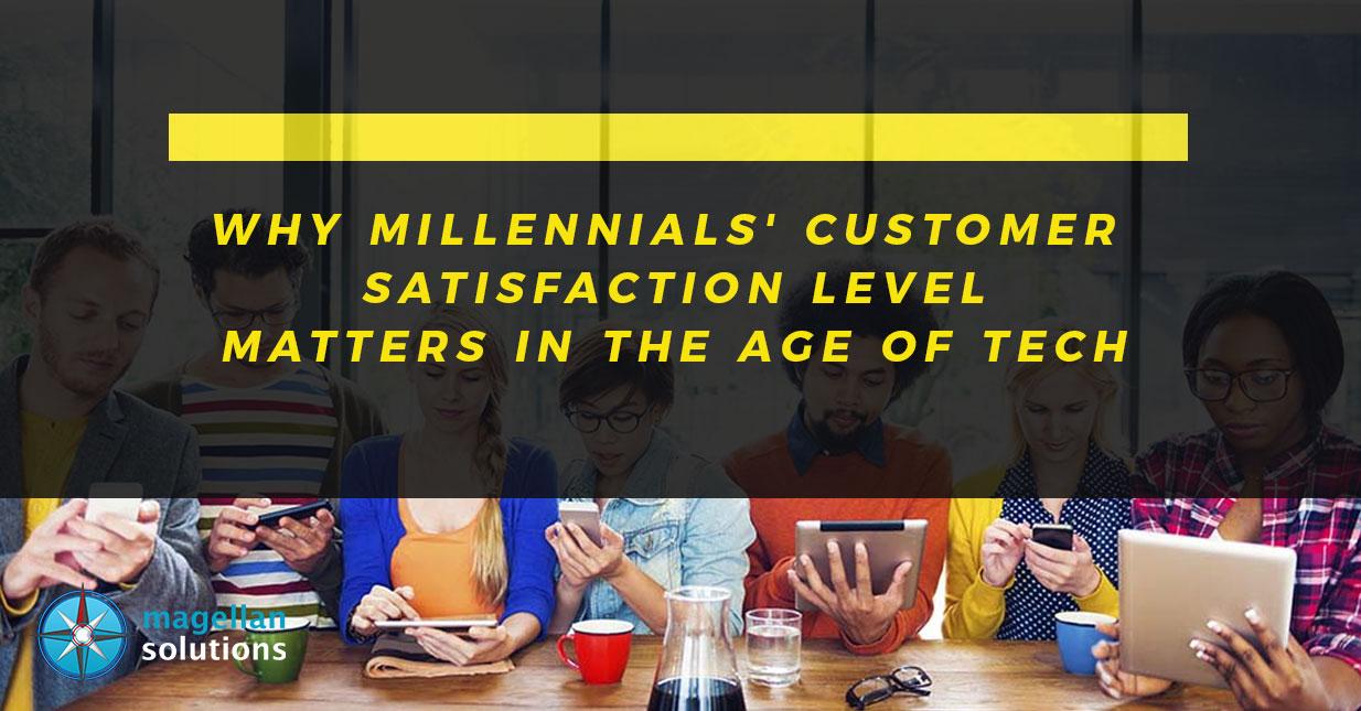 why customer satisfaction
