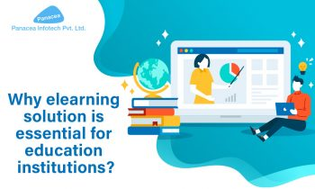 Why is elearning solution essential for educational institutions?