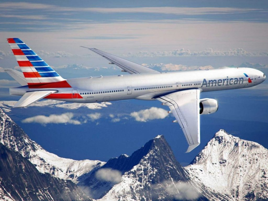Source: American Airlines