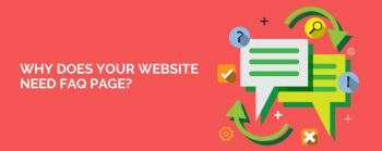 Why does your website need FAQ page