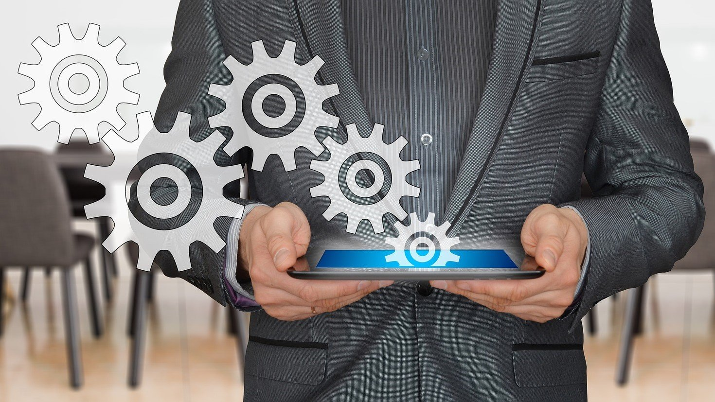 Enterprise Resource Planning (ERP) - cover