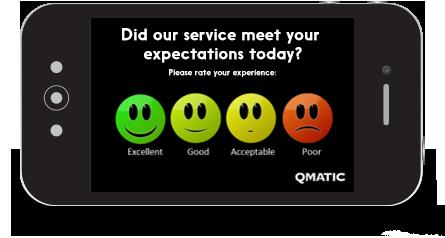 Qmatic Expressia