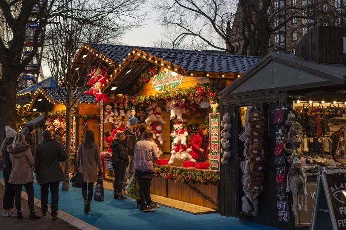 How does the Internet of Things (IoT) work in Christmas markets? - PragmatiQ Solutions